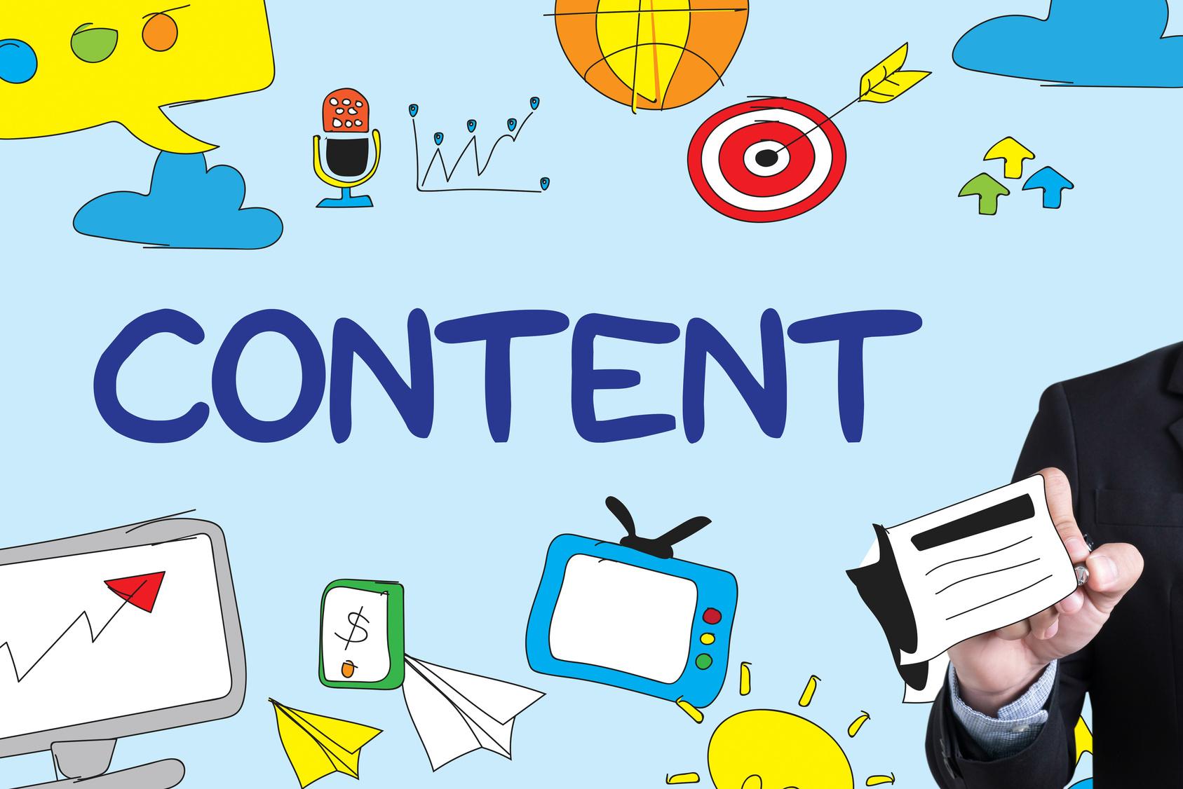 スマホユーザーにウケるコンテンツマーケティングの特徴