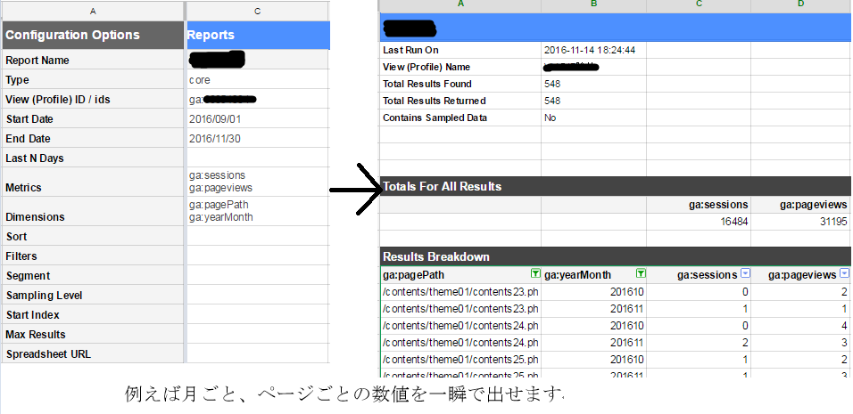 1.Googleアナリティクスのアドオンを取得してスプレッドシートと連携させよう